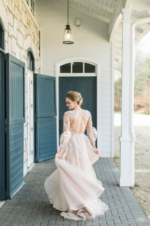 Southern Romance at Foxhall Resort 9