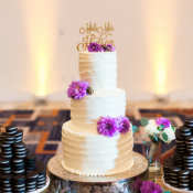 Wedding Cake and Oreos