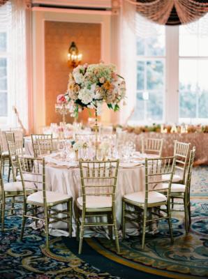Wedding Reception at Fairmont Macdonald