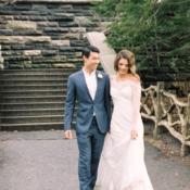 Belvedere Castle Central Park Wedding 10