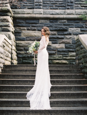 Belvedere Castle Central Park Wedding 2