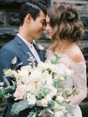 Belvedere Castle Central Park Wedding 3