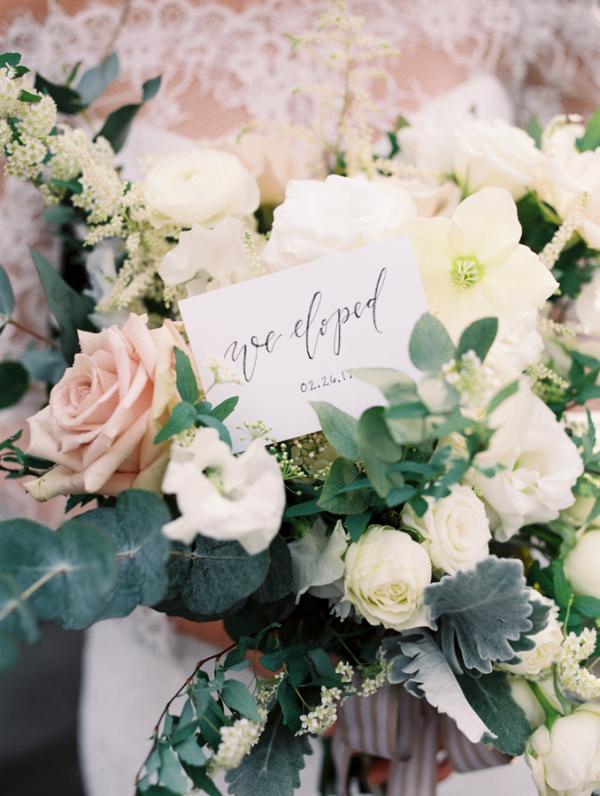 Elope Bouquet