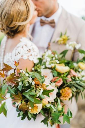 Amber Bride Bouquet