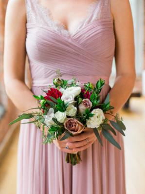 BHLDN Fleur Dress