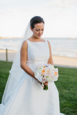 Bride in Peter Langner