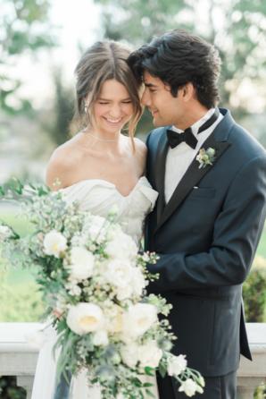 Cascade Bride Bouquet