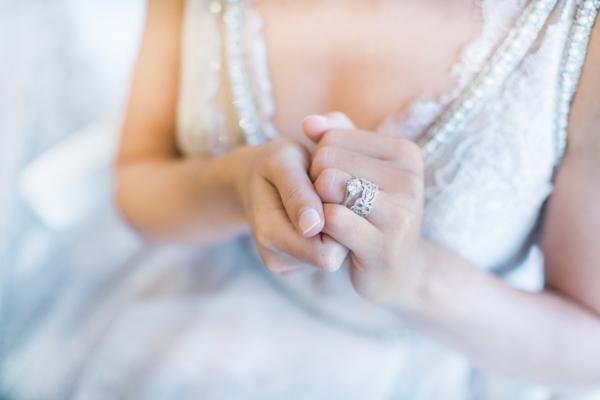 Catherine Angiel Wedding Ring