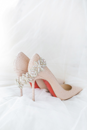 Christian Louboutin Shoes for Bride