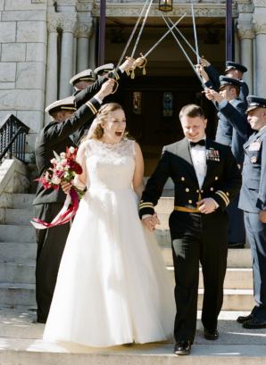 Classic DC Wedding at the DAR Headquarters 4