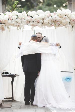 Classic Jewish Wedding Stephanie Yonce 1