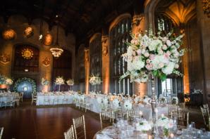 Elegant Ballroom Club Reception