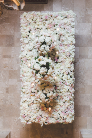 Entire Floral Tabletop
