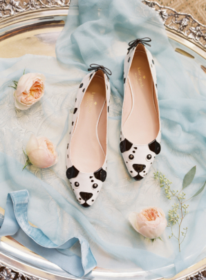 Kate Spade Dog Shoes