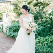 Mika Inatome Wedding Dress