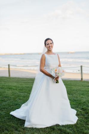 Narragansett Wedding from Erin McGinn 5