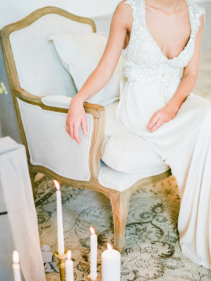 Neutral Elegant Wedding Inspiration