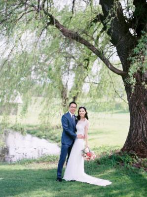 New York Hudson River Wedding Jenna McElroy 5