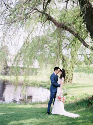 New York Hudson River Wedding Jenna McElroy 6