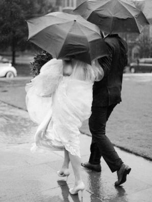 Rainy Day Wedding Live View Studios 5