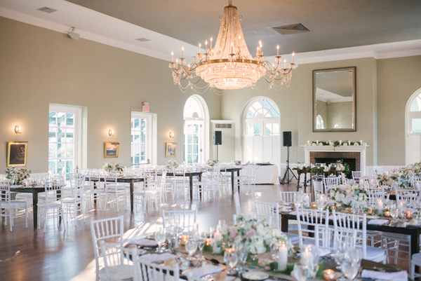 Reception in Country Club