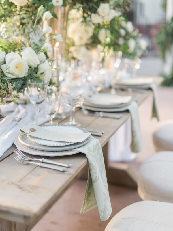 Sage Green Wedding Decor Elizabeth Anne Designs The