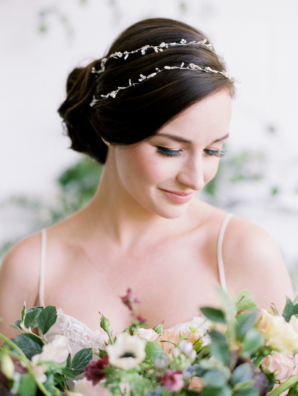 Soft and Neutral Bridal Makeup