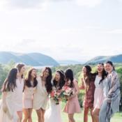 Stylish Wedding Guests