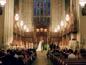 Traditional Church Wedding Ceremony