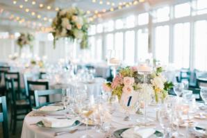 Waterside Club Wedding Reception
