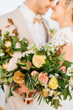 Yellow and Amber Bouquet