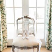 Classic White Bridal Accessories