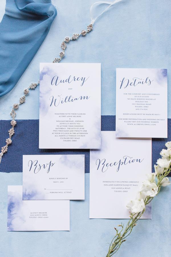 davids bridal wedding invitations elizabeth anne designs the