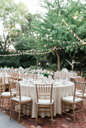 Gold and Champagne Wedding