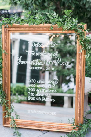 Mirror Wedding Timeline