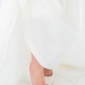 White Jimmy Choo Shoes