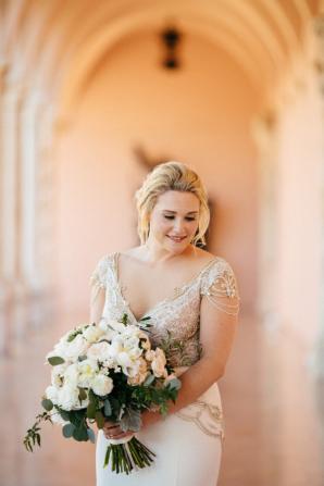 Alon Livne White Gown
