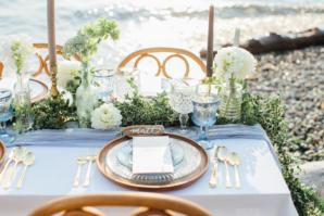 Blue and Green Beach Wedding Ideas