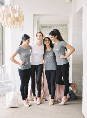 Bridesmaids T Shirts