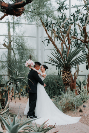 Brooklyn Botanic Garden Wedding 11