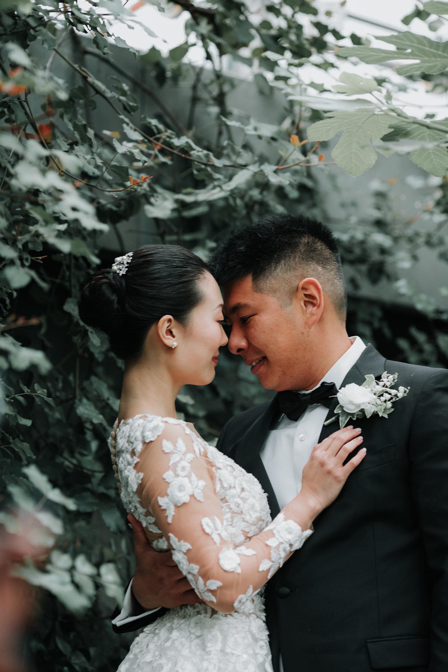 Brooklyn Botanic Garden Wedding 9
