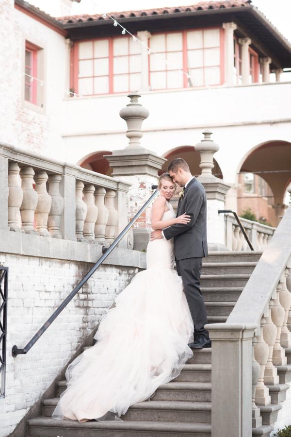 Elegant Villa Wedding Inspiration 11