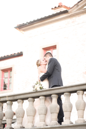 Elegant Villa Wedding Inspiration 12