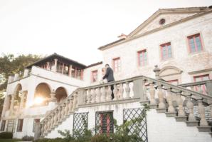 Elegant Villa Wedding Inspiration 13