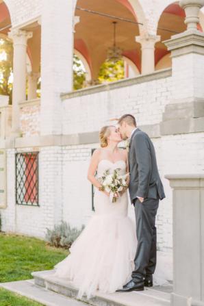 Elegant Villa Wedding Inspiration 3