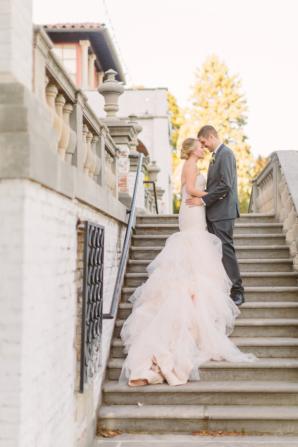 Elegant Villa Wedding Inspiration 5