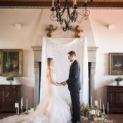 Elegant Villa Wedding Inspiration 7