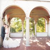 Elegant Villa Wedding Inspiration 8