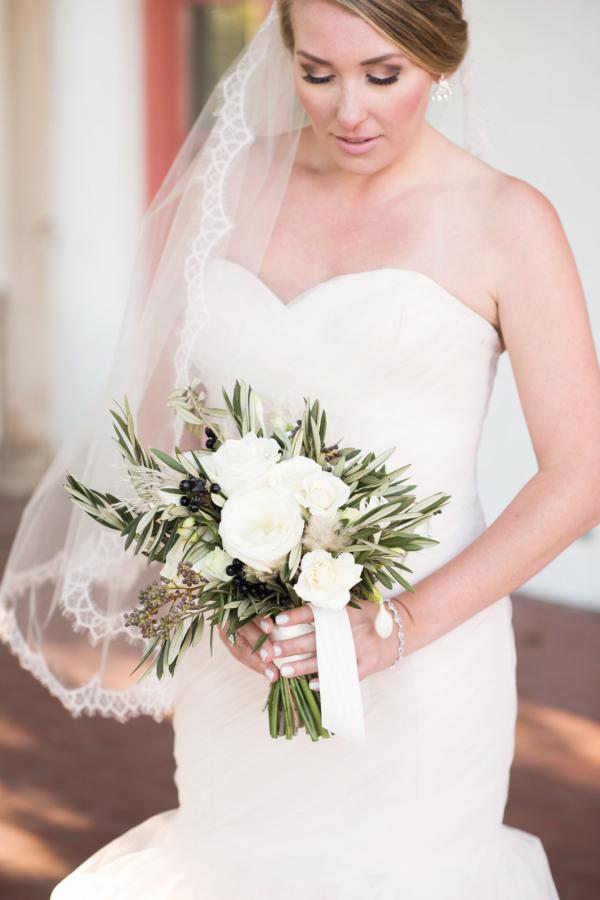 Elegant Villa Wedding Inspiration 9