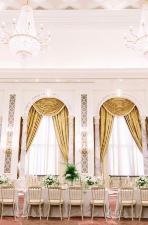 Elegant Wedding St Regis Dubai